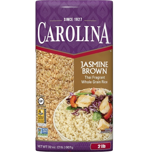 Carolina Jasmine Brown Rice Package