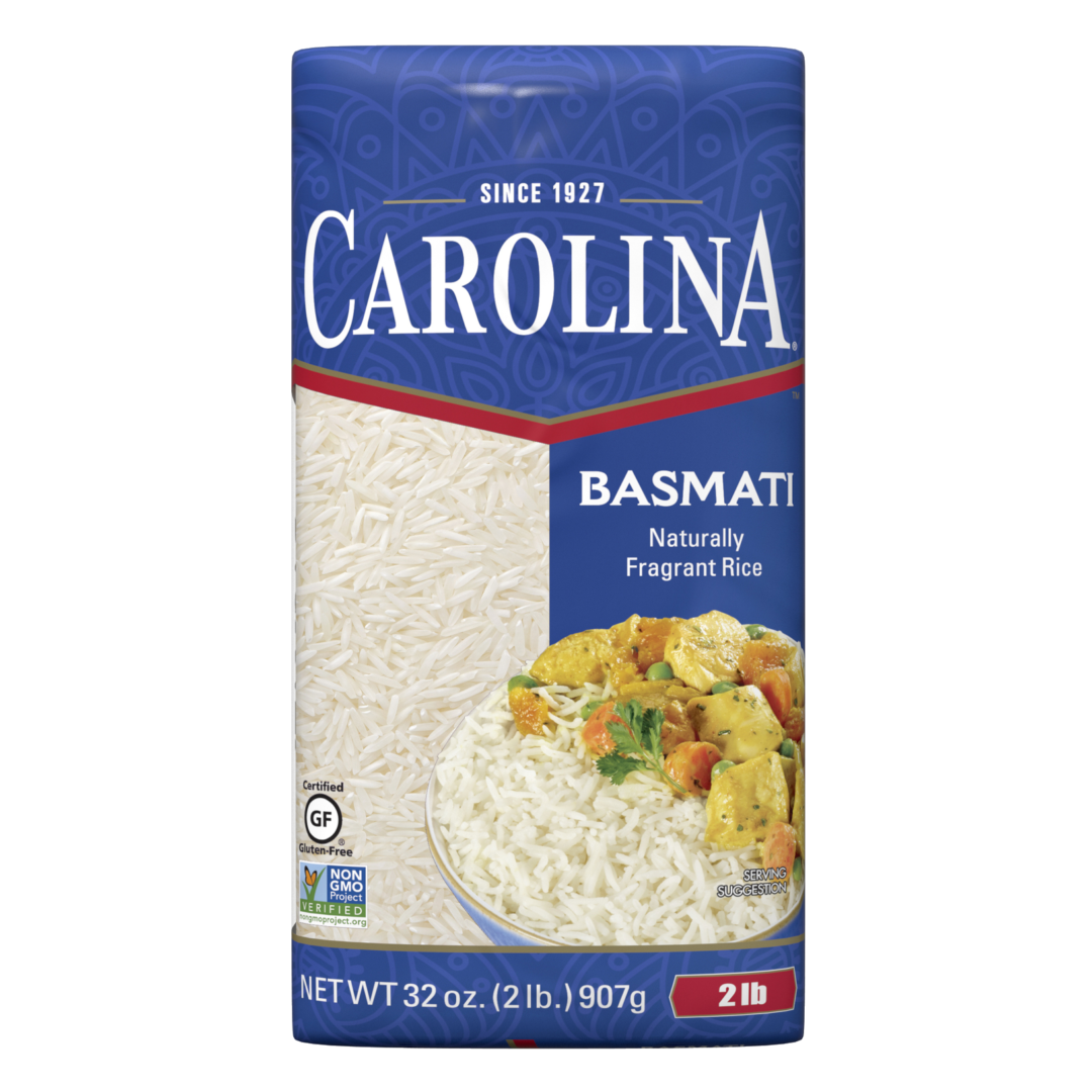 Carolina Naturally Fragrant Basmati Rice