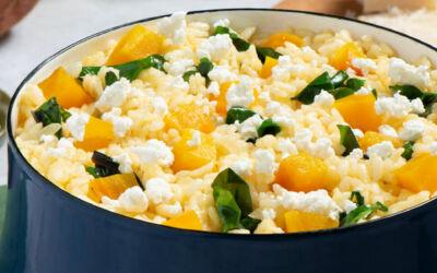 Cómo preparar un risotto cremoso perfecto