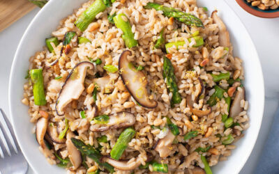 Alternativas para una alimentación orgánica con arroz