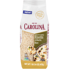 Authentic Medium Grain Arborio Rice for Risotto