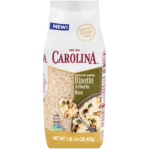 Carolina® Arborio Medium Grain Rice