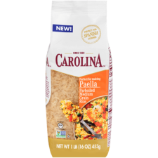Authentic Parboiled Medium Grain Rice for Paella