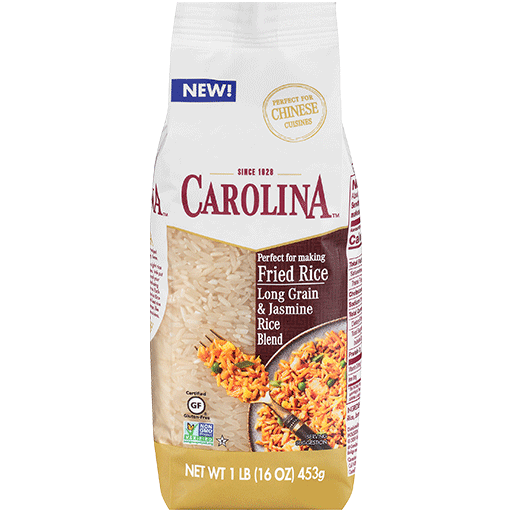 Carolina® Long Grain & Jasmine Rice Blend