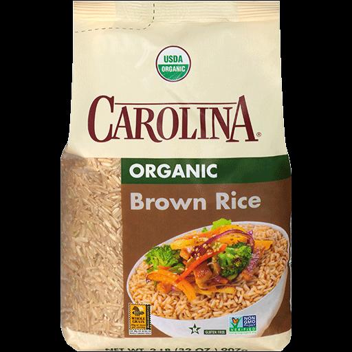 Carolina® Organic Brown Rice