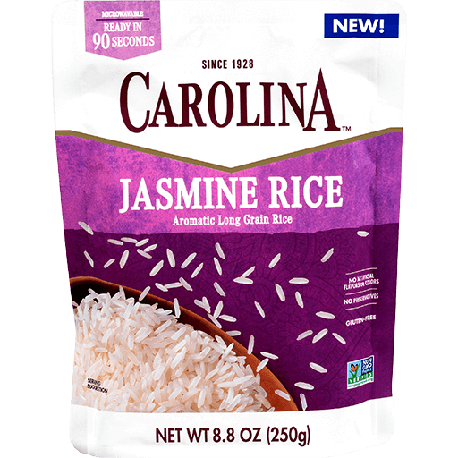Carolina® Ready to Serve White Jasmine Rice