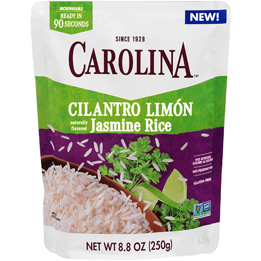 Carolina® Ready to Serve Cilantro Limón Jasmine Rice