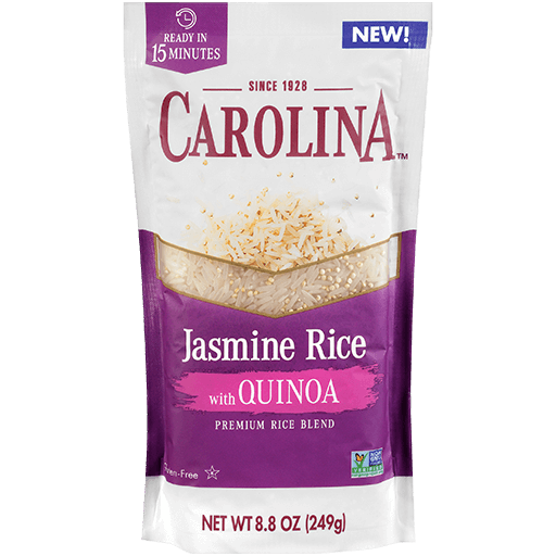 Carolina® Jasmine Rice with Quinoa