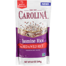 Jasmine with Red & Wild Rice