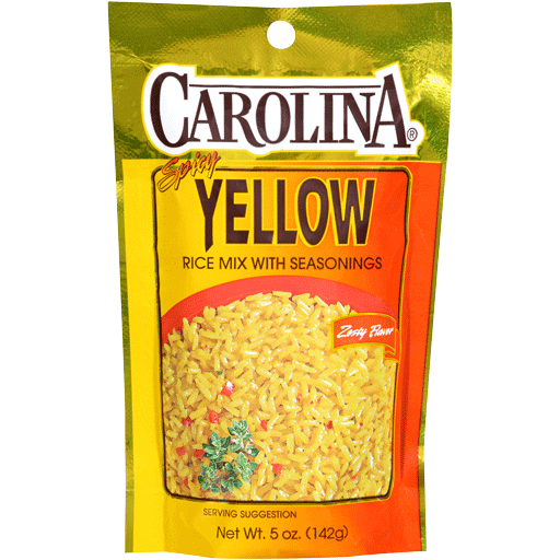 Carolina® Spicy Yellow Seasoned Rice