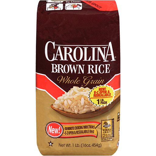Carolina® Whole Grain Brown Rice