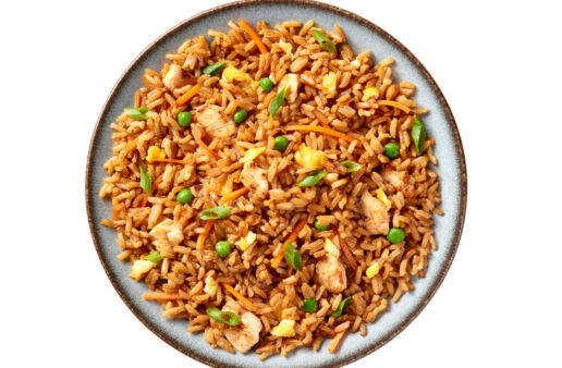 Fried Rice From Authentic Grains
