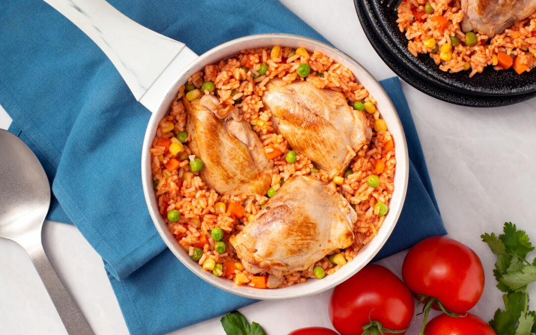 Chicken and Rice Recipes For Every Occasion