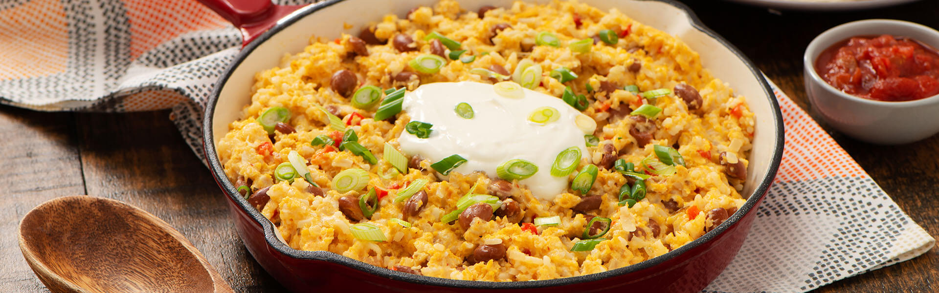 Savory Rice Migas