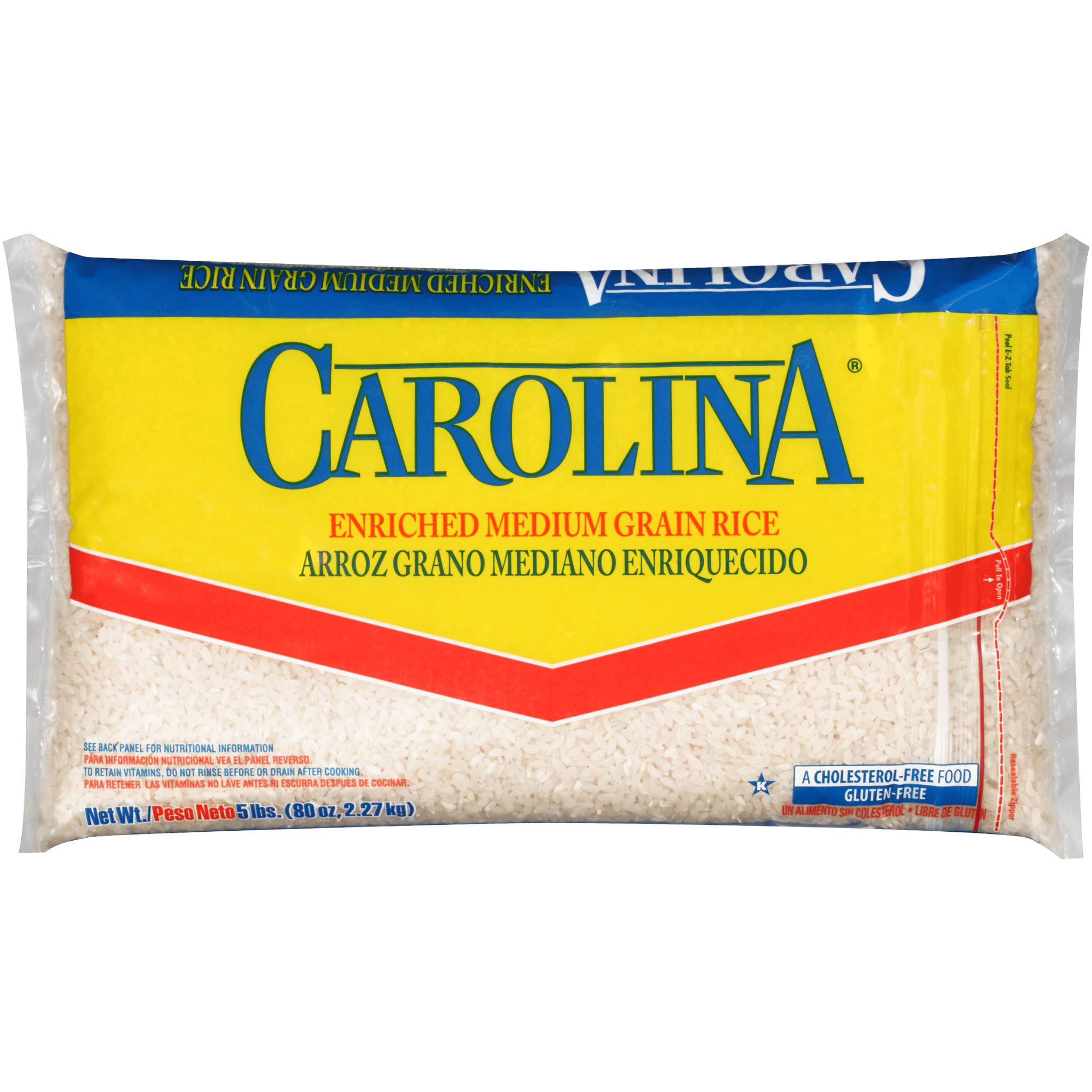 Carolina® Medium Grain White Rice