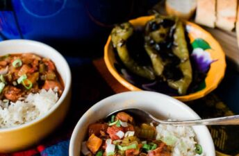 Mexican spiced Jambalaya recipe