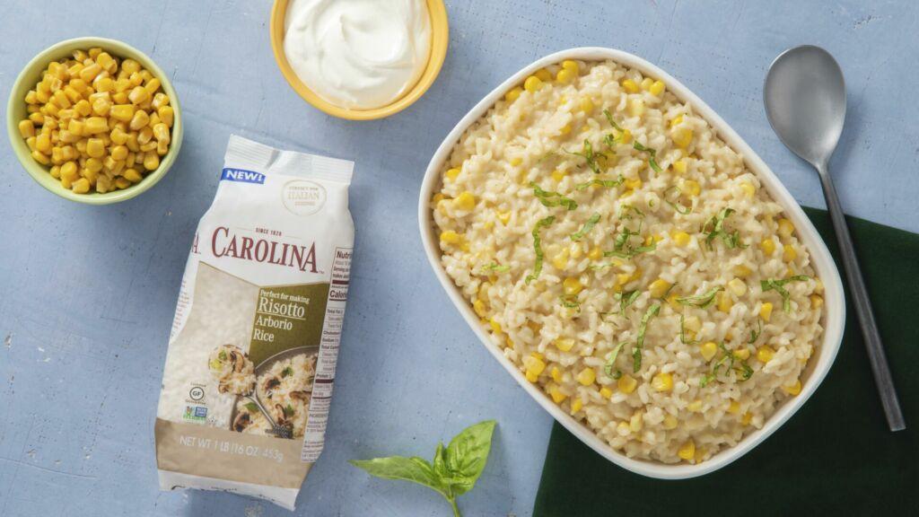 Fresh-Corn-Risotto-with-Carolina-Arborio-Rice