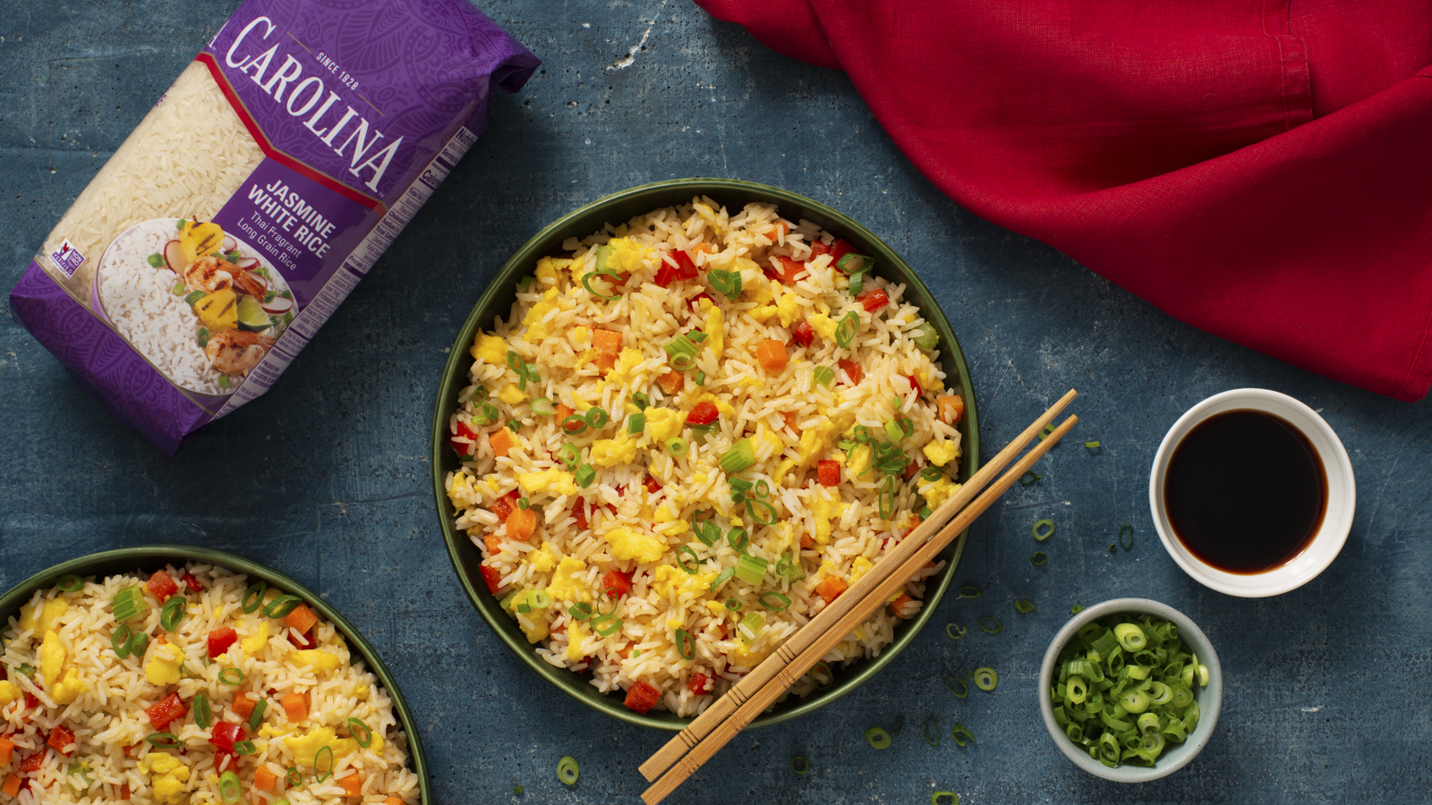 Miso Fried Rice