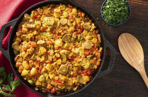 Roasted-Harvest-Veggie-Paella