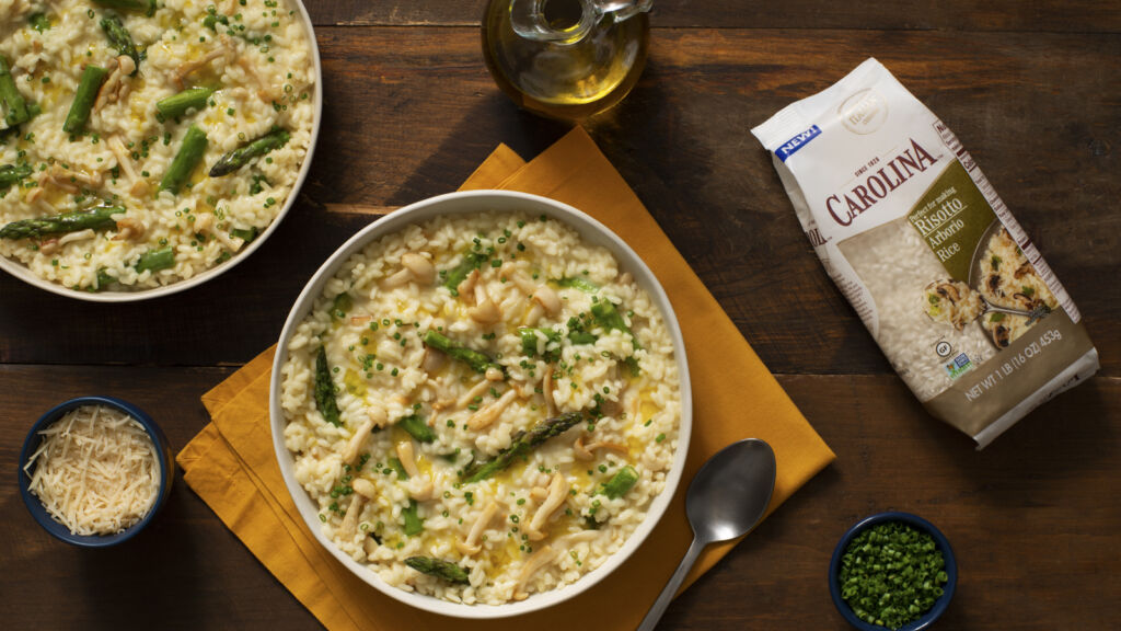 Truffle-Risotto-with-arborio-rice