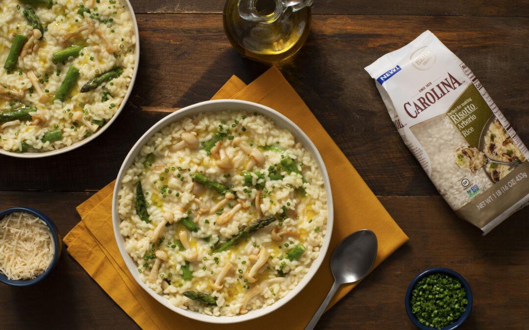 Las tres mejores recetas clásicas de risotto