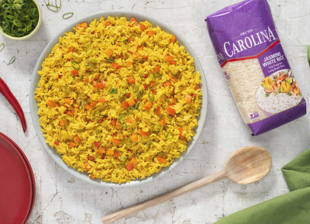 caribbean-style-calypso-rice-with-jasmine-rice