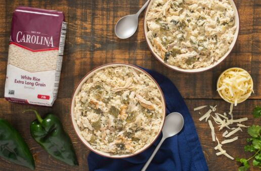 creamy-white-rice-with-nopalitos-and-turkey