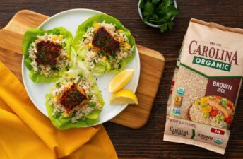 Cajun-seasoned-fish-and-rice-lettuce-wraps